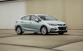 2017 chevrolet cruze hatchback manual test review car and driver