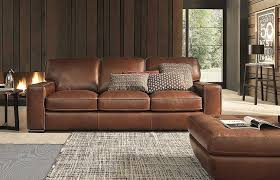 Leather And Fabric Sofa In Same Room Schneiderman U0027s Minneapolis St Paul Mn Furniture Stores Store