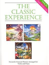 the classic experience violin book cds piano accompaniment