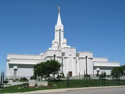 Bountiful Utah Lds Mormon Temple