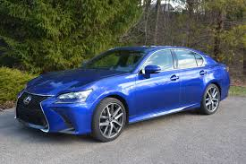 lexus gsf silver 2017 lexus gs 350 f review gtspirit