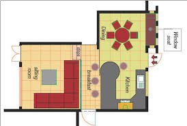 house layout planner house planning open floor plan for a living room kitchen daily