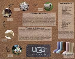 ugg sales statistics uggs design cycle