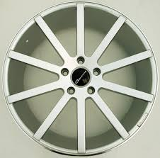 nissan murano bolt pattern giovanna lindos rl 20 x 9 0 silver rims wheels for nissan murano