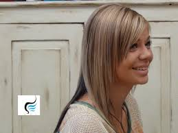 how to cutting bangs in a layered hairstyle how to layer hairstyles with swoop bangs haircut youtube