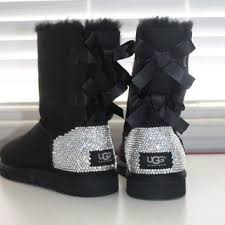 ugg womens bow boots 13 best bows on uggs images on boots for