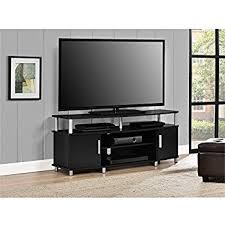 Tv Bench Oak Amazon Com Ameriwood Home Carson Tv Stand For 50 Inch Tvs Sonoma