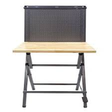 Keter Folding Work Bench Review Keter 21 65 In X 33 46 In X 29 7 In Folding Work Table 197283