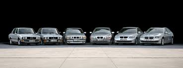 bmw brief history a brief history the bmw 5 series