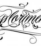 tattoo lettering font maker buffet script type veer tattoo script font maker buffet tattoomagz