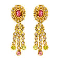 kerala style earrings josco jewellers
