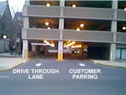 When To Use Parking Lights Drive Through Window Reading Parking Authority
