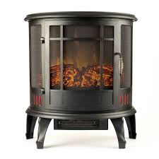 infrared fireplace heaters for rustic interior design ideas inside