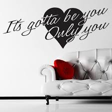 28 one direction wall stickers one direction boyband 1d one direction wall stickers one direction gotta be you heart lyrics wall sticker decal