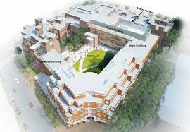 Harvard Yard Map Kennedy Plans Dramatic Remodeling Expansion News The