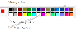 tutorial art by ms paint ms paint drawing color replacer
