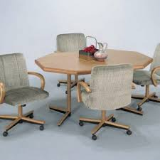 Things To Consider When Shopping Rolling Dining Room Chairs Homes - Dining room chairs with rollers