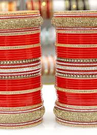 wedding chura bangles buy wedding chura punjabi chuda bridal chura india ad diamond