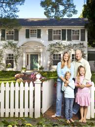 colonial houses famous movie homes father of the bride hgtv