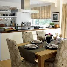 kitchen and breakfast room design ideas dining room small open