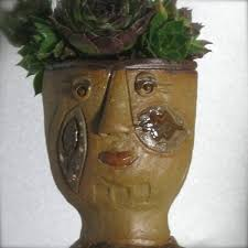 Large Head Planters The 13 Best Images About Head Planters On Pinterest Ceramics
