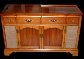 Rca Victrola Record Player Cabinet Jim U0027s Antique Radio Museum Console Radios