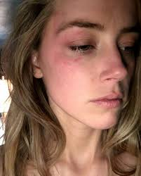 Hit The Floor Actress - amber heard is pictured smiling hours after johnny depp u0027s u0027iphone