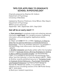 Psychology Resumes Esl Phd Essay Proofreading Service Au Ex Of A Cover Letter Ward