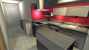 mur cuisine framboise cuisine couleur framboise deco cuisine couleur framboise