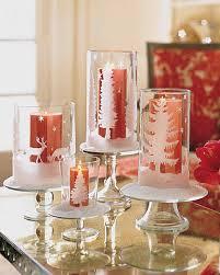 composizione di candele 1001 idee per centrotavola natalizi creativi e originali