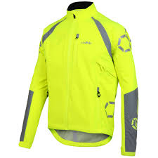 mens hi vis waterproof cycling jacket wiggle dhb flashlight force waterproof jacket cycling