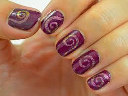 nails context tutorial swirls