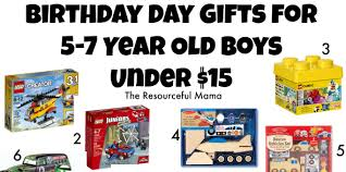 birthday present ideas for a 5 year boy best gifts for 4 year