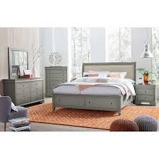Storage Bed Sets King Carlisle 6 Storage Bedroom Set
