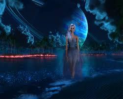 selene goddess of the moon by kiwimango9 on deviantart