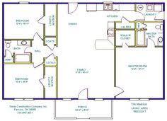 Farmhouse Plans With Basement 3 Bedroom 2 Bath House Plans With Basement Basements Ideas