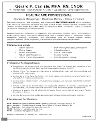 Resume Examples For Professionals by Download Professional Nurse Resume Template Haadyaooverbayresort Com