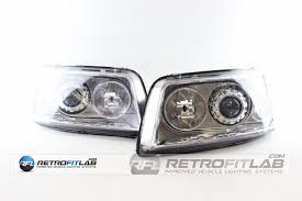 volkswagen xenon vw transporter t5 headlight with xenon retrofitlab com
