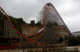 Hours Of Six Flags Fiesta Texas Visitors Have Mixed Reactions Over Iron Rattler