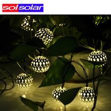 popular solar christmas decoration buy cheap solar christmas