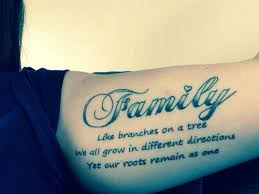 ideas family related tattoos