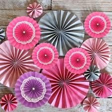 paper fans for weddings 25cm multi layer paper fans wedding backdrop reception decoration