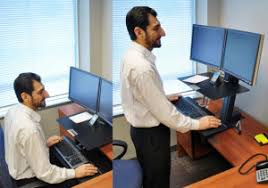 Sit Stand Desk Reviews Fdj Review Of The Ergotron Workfit S Sit Stand Workstations Fit