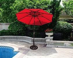 Patio Sets With Umbrella Abba Patio Outdoor Patio Umbrella Keepthepatiodry Com