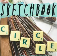 online package 2 sketchbook circle