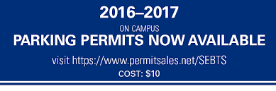 2016 2017 parking permits available around southeastern