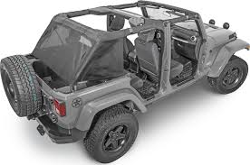 jeep rubicon white 4 door spiderwebshade cargoshade for 07 17 jeep wrangler unlimited jk 4