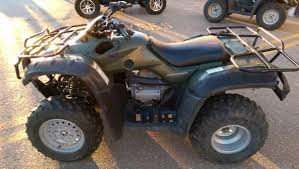 2005 honda rancher motorcycles for sale