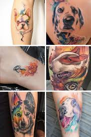 7 inspiring watercolor tattoo ideas for anyone looking for a