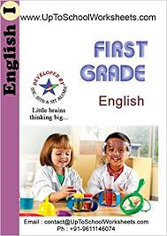 amazon in buy grade 1 english grammar worksheets book online at